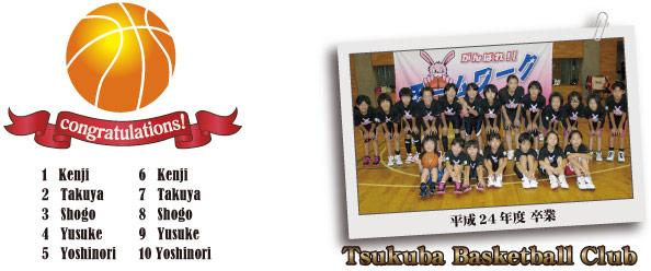 卒団記念マグカップ バスケットボール用