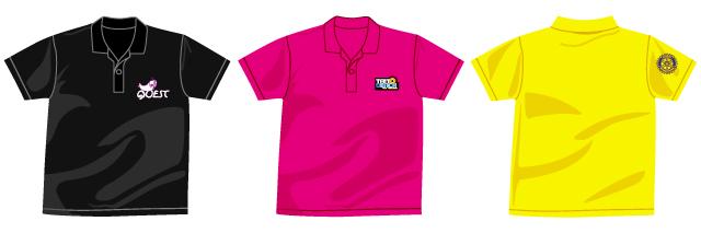 オリジナルプリントTシャツAセット製作例