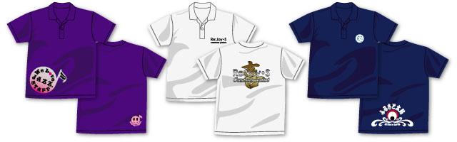 オリジナルプリントTシャツDセット製作例
