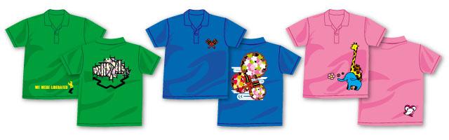 オリジナルプリントTシャツEセット製作例